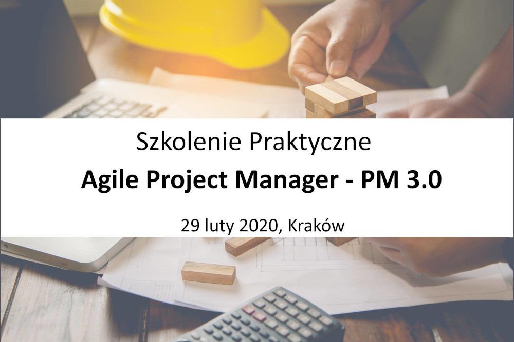 Agile Project Manager – Nowoczesne metody zarządzania projektami